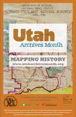 Utah Archives Month, 2015